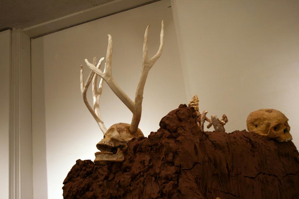 Untitled (Bone Pile)