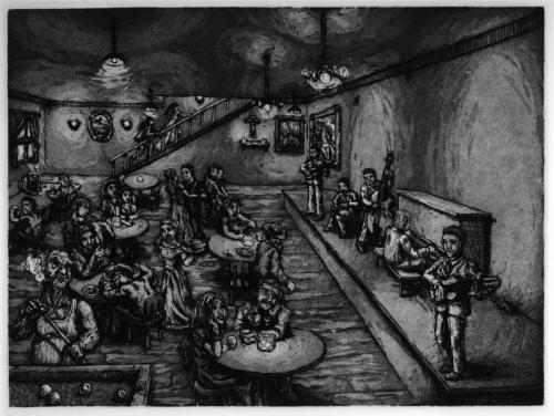 Untitled (Bar Scene IV)