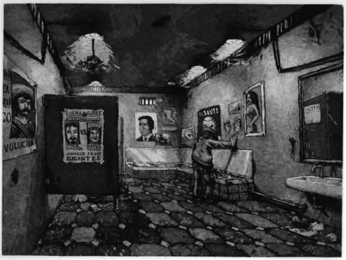 Untitled (Bar Scene V)
